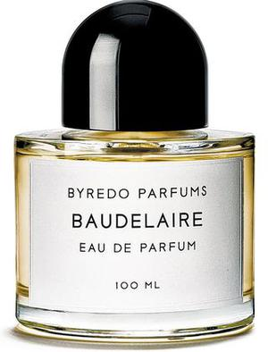 <b>Baudelaire Eau de Parfum</b><br/>  Byredo is a Stockholm-based fragrance house that has quietly built a reputation for providing unique fragrances. One of its newest fragrances is inspired by the French poet Baudelaire - it has a very smoky feel of patchouli mixed with black amber.<br/>  <b>Where</b> www.byredo.com<br/>  <b>How much</b> £130 (100ml)