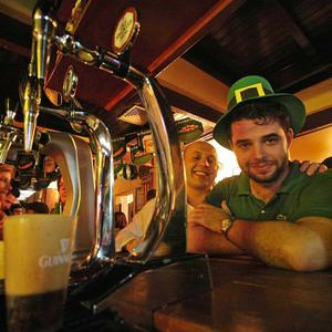Irish themed pubs across the world could be the ideal home for defunct e-voting machines which were a flop across the country in 2002