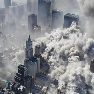 Twin Towers' collapse
