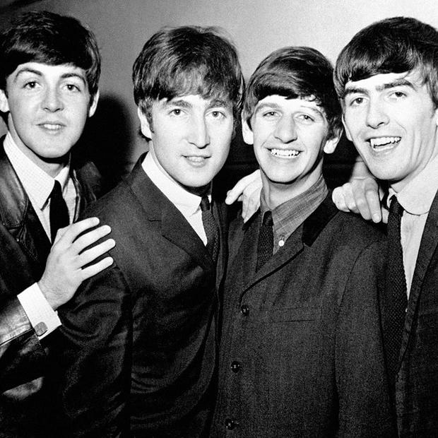 The Beatles are back in the US charts thanks to iTunes