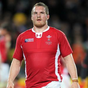 Gethin Jenkins says Wales have been talked up after a Six Nations Grand Slam