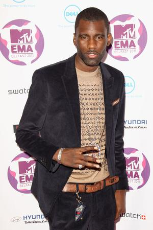 BELFAST, NORTHERN IRELAND - NOVEMBER 06:  Rapper Wretch 32 attends the MTV Europe Music Awards 2011 at the Odyssey Arena on November 6, 2011 in Belfast, Northern Ireland.  (Photo by Dave J Hogan/Getty Images)