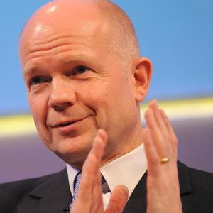 The UK will provide economic support to Afghanistan for another decade, Foreign Secretary William Hague has said