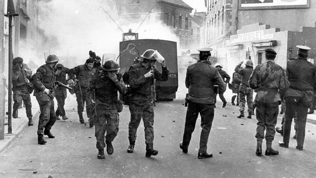 Bloody Sunday.   30/1/1972