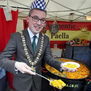 Belfast's new lord mayor Niall O Donnghaile has urged his deputy to stop snubbing him and work with him to improve the city