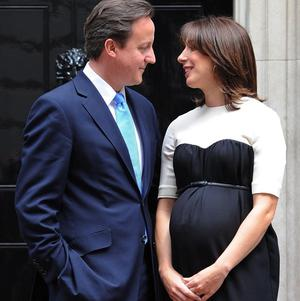 David Cameron and his wife Samantha have decided to name their daughter Florence Rose Endellion