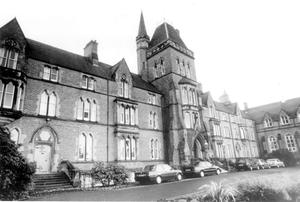 Methodist College Belfast- Main building, 1996.