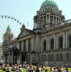 Nazi flags will fly from Belfast City Hall if permission for a film set in Berlin to made there is given