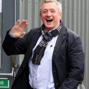 X Factor judge Louis Walsh said he was bonding with Britney Spears