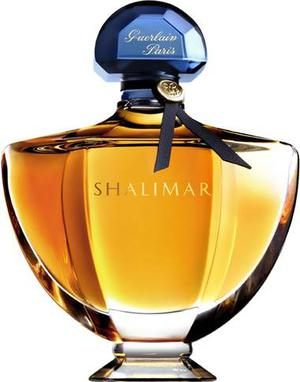 <b>10. Shalimar</b> £60.50, 50ml EDP, Guerlain, 01923 233 887 A mix of exotic flower scents, sandalwood, spice, iris, hesperides, opopanax and amber, Shalimar's loveliness remains unrivalled.