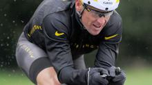 Lance Armstrong wants to compete at the highest level of sport again (AP/Steve Ruark)