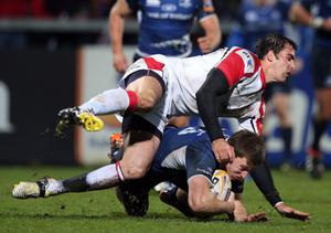RaboDirect PRO12: Ulster 27 Leinster 19