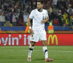 <b>Clint Dempsey</b><br/> Another Fulham player linked with Liverpool is Clint Dempsey. The American had an impressive season, playing an essential part in the Cottagers' run to the Europa League final. His impressive displays at the World Cup have only increased his stock, with AC Milan apparently making overtures in his direction. A decent bid would be needed to tempt Fulham to sell.