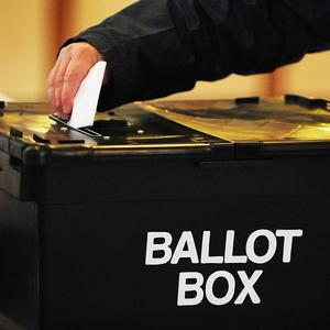 Voters in two constituencies will face by-elections after MPs stood down to run for police and crime commissioner posts