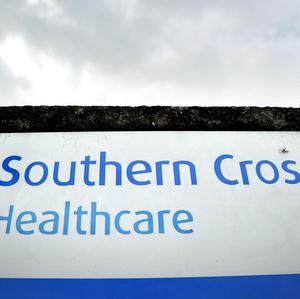 The Government has been urged to bail out Southern Cross Healthcare after it revealed plans to cut 3,000 jobs