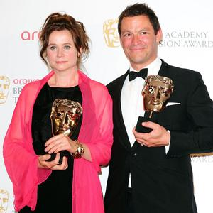 Emily Watson and Dominic West paid tribute to real-life 'appropriate adult' Janet Leach