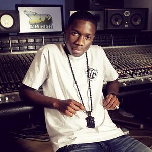 Tinchy Stryder is mentoring aspiring musicians for Disney XD's Aim High campaign