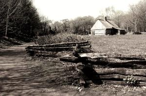Ulster-American Folk Park, Omagh. Submitted by Piotr Palys, Belfast