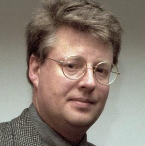 Two early science fiction stories by the late crime novelist Stieg Larsson have been uncovered (AP)