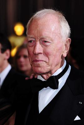 Max von Sydow. (Ian West/PA Wire)