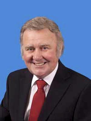 Councillor Charlie Tosh