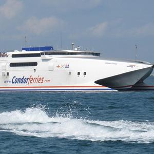 The Condor Vitesse was involved in a crash with a French fishing boat