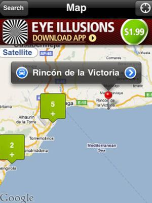 <b>10. Wind Finder</b><br/>  Free, iPhone  For some, the wind is an essential part of the weekend's fun. Designed for paragliders, kite-fliers and sailors, this app gives real time info on 25,000 locations.