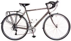 ROAD <b>Dawes Ultra Galaxy</b><br/> This mile-eating tourer to has a tank-strong Reynolds 853 steel frame, a sturdy rack and the obligatory Brooks leather saddle.  <b>Where </b>www.dawescycles.com <b>How much </b>£1,700