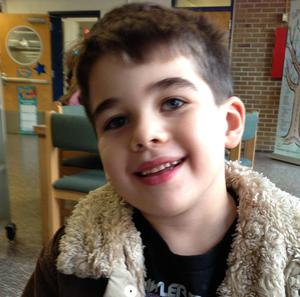 Noah Pozner celebrated his sixth birthday just two weeks ago (AP)