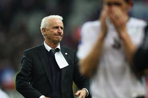 <b>Giovanni Trapattoni - 8</b><br /> Betrayed his natural caution by allowing the team free rein to express themselves on the ball, clearly spurning the ideal that the team would perform with mere hope, rather than expectation
