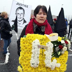 Linda Nash lost her brother William on Bloody Sunday