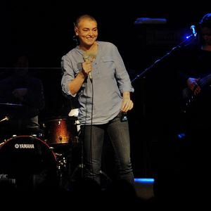 Sinead O'Connor said she had to cancel her tour commitments for 2012 because she is 'very unwell' (AP)