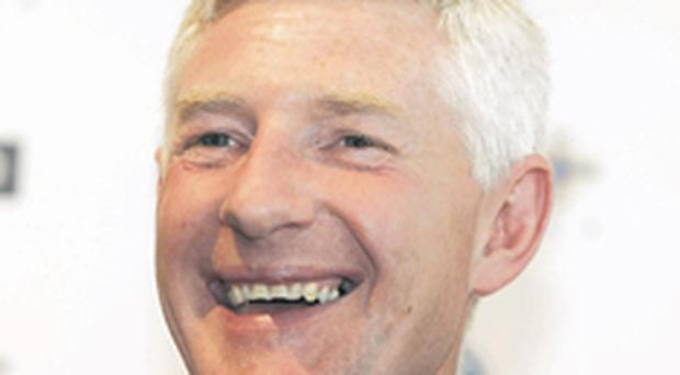 Delighted: Nigel Worthington