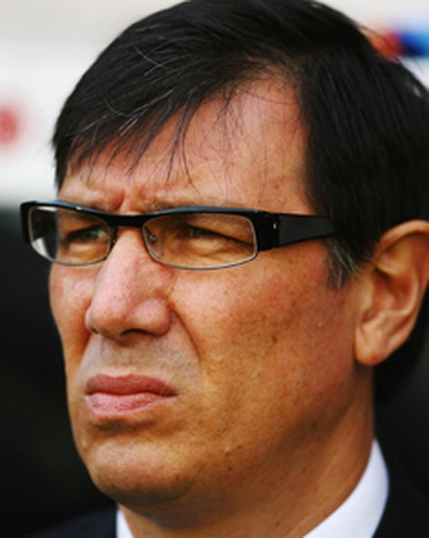 Lawrie Sanchez is a strong candidate for the Republic job