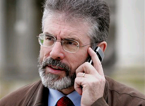 Downing Street asked the PSNI to release republican terror suspects on request of Sinn Fein leader, a committee has heard
