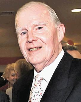Sir George Quigley, wanted corporation tax reduced further