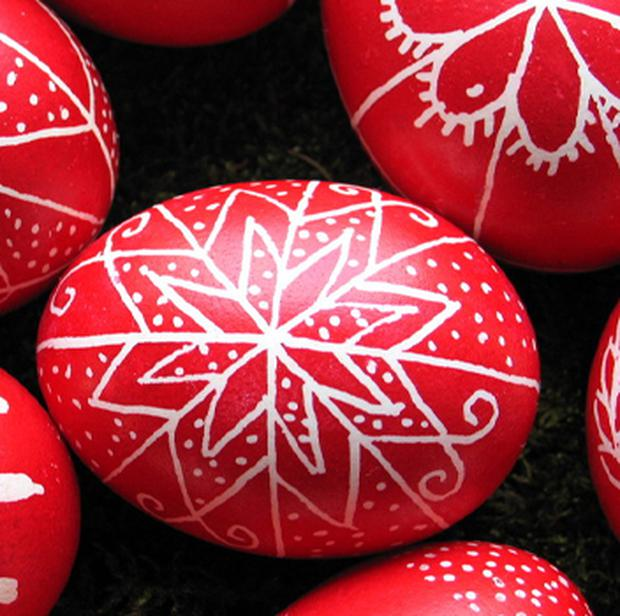 There are many great rituals associated with the Easter Egg, some of which date back to Mediaeval times