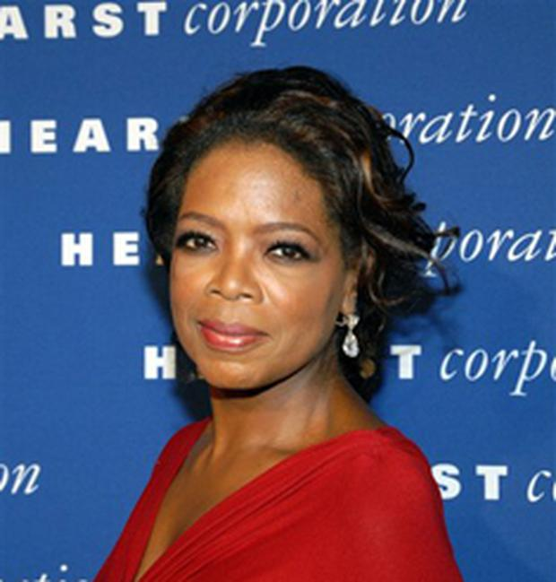 Oprah Winfrey: still the most popular African American woman in America
