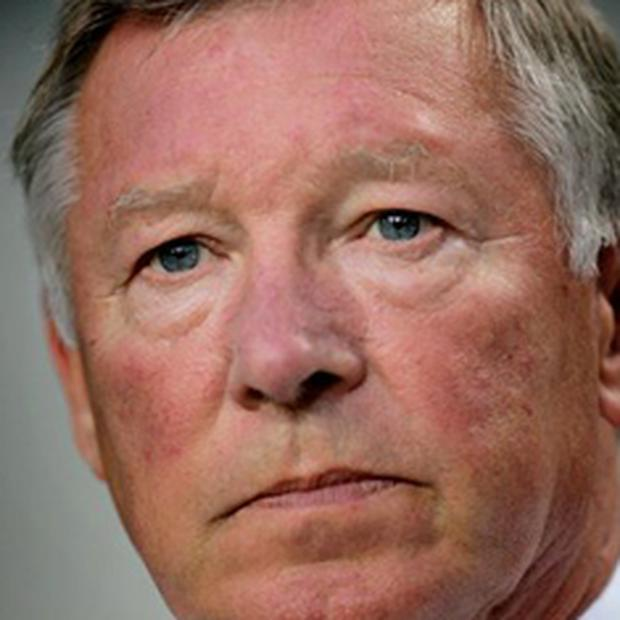 Sir Alex is sending over a strong squad to Belfast