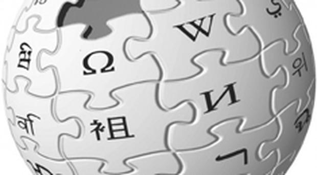 Anyone can edit the millions of comments, facts and statistics stored on Wikipedia