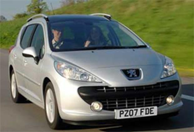 The Peugeot 207 has the most natural-feeling steering you'll find in any 207