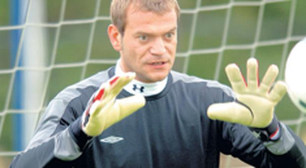 Roy Carroll has pulled out of the Northern Ireland squad to focus on his stalling club career at Rangers