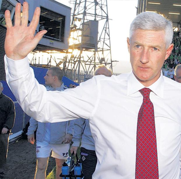 Nigel Worthington will be saying a final farewell to the Northern Ireland fans after the Euro 2008 campaign
