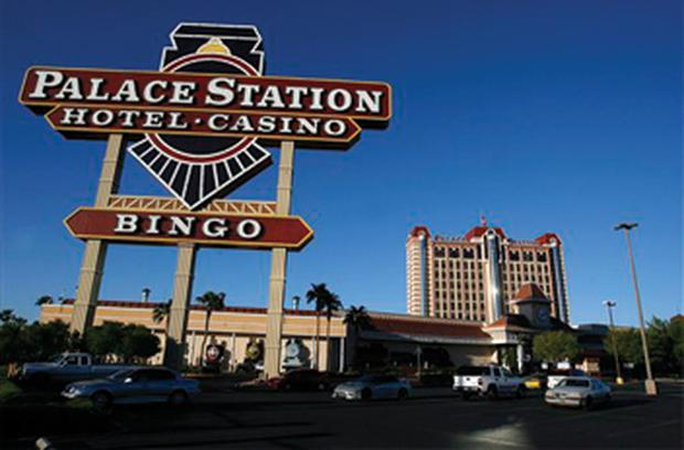 The Palace Station Hotel-Casino in Las Vegas. Police are investigating a break-in at the property on Thursday night