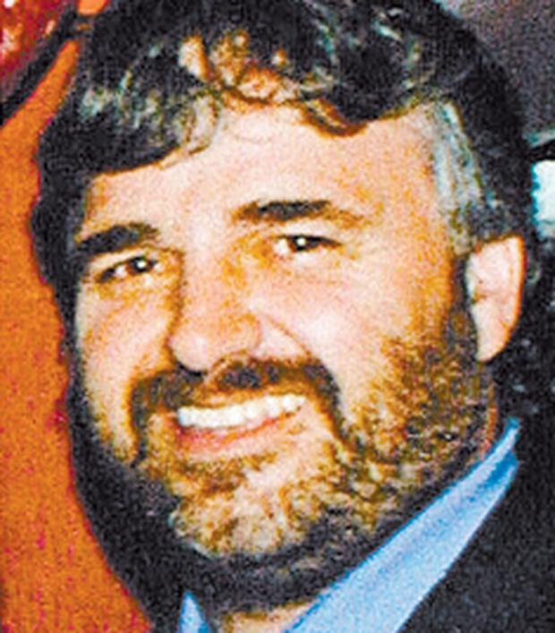 Richard Jameson: the building firm manager was murdered in 2000