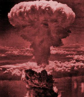 Just over 6kg of plutonium was used in the bomb which devastated Nagasaki