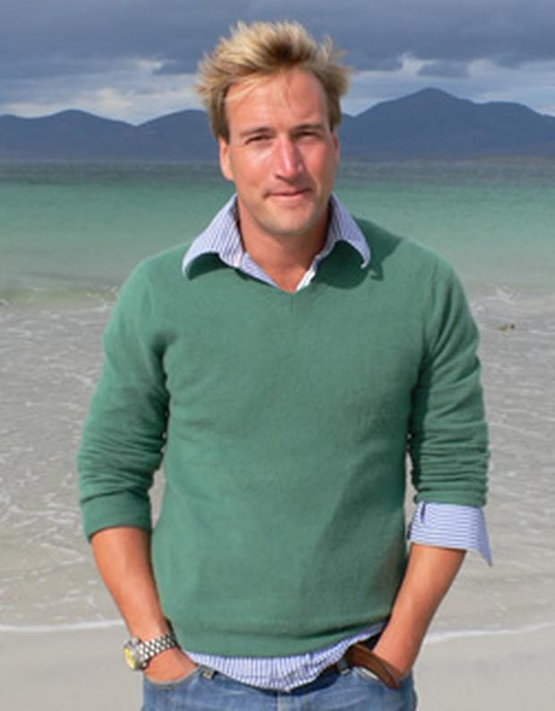Castaway star Ben Fogel will host the Calor Village of the Year awards this Thursday at Galgorm Manor Hotel