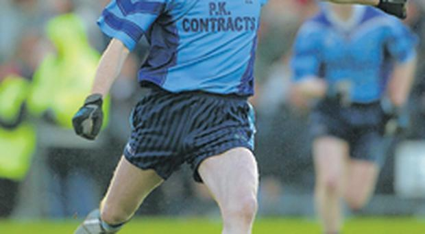 Robbie Coulter will be a key man for Mayobridge in their Down senior final this weekend