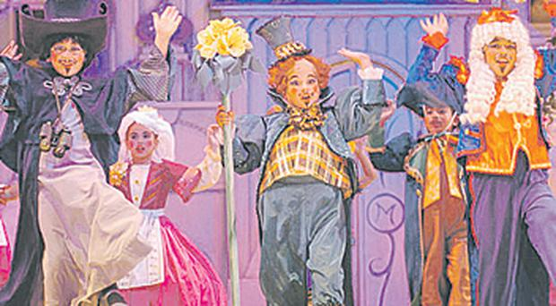 Munchkin Country: the Lyric Theatre is looking for young people to sing and dance in the production of The Wizard of Oz at Christmas