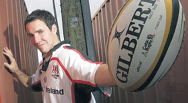 After being frozen out by Eddie O'Sullivan, Paddy Wallace is ready to shine for Ulster